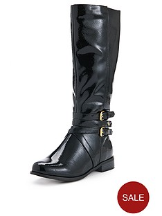 shoe-box-adelaide-buckle-detail-patent-standard-fit-riding-boots