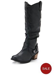 shoe-box-alexia-western-calf-boots-black
