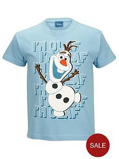 frozen-olaf-tshirt