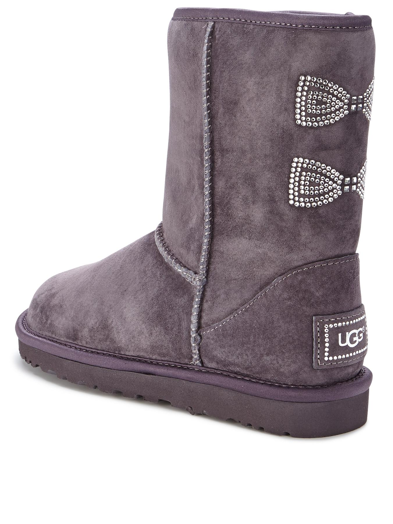 Short Uggs With Bows | NATIONAL SHERIFFS' ASSOCIATION