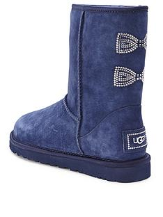 ugg-classic-short-crystal-bow