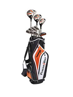 powerbilt-fz3-mens-right-hand-golf-set