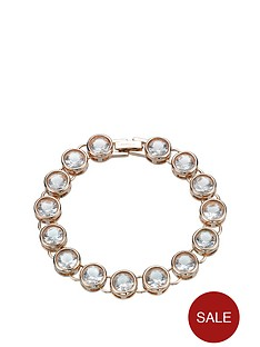 fiorelli-rose-gold-plated-crystal-bracelet
