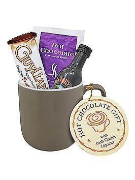 Cream Liqueur And Hot Chocolate Set