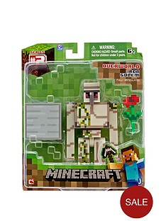 minecraft-3-figures-iron-golem