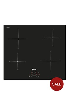 neff-t40b31x2gb-60cm-built-in-induction-hob-black