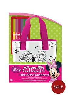 minnie-mouse-colour-your-own-totebag
