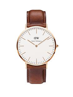 daniel-wellington-rose-gold-tone-leather-strap-mens-watch