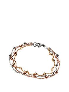 sterling-silver-3-colour-twist-and-bead-bracelet