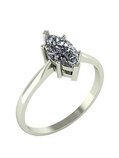 moissanite-9-carat-gold-1-carat-marquise-solitaire-ring