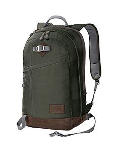 jack-wolfskin-kings-cross-24-litre-backpack-olive