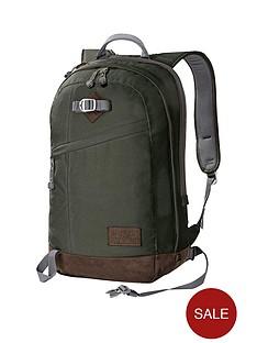 jack-wolfskin-kings-cross-24-litre-backpack-olive