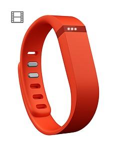 fitbit-flex-witreless-activity-sleep-wrist-band-tangerine
