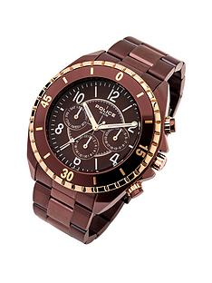 police-miami-ii-mf-brown-bracelet-mens-watch