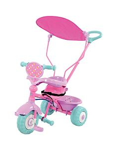 small-wonders-steer-and-go-canopy-trike-pink