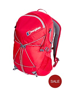 berghaus-remote-25-litre-uunisex-day-pack-red