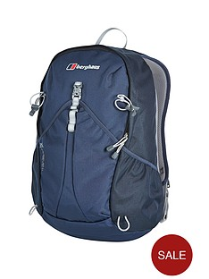 berghaus-twentyfourseven-25-litre-day-sack-red