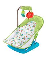 Deluxe Baby Bather - Caterpillar with Toy Bar