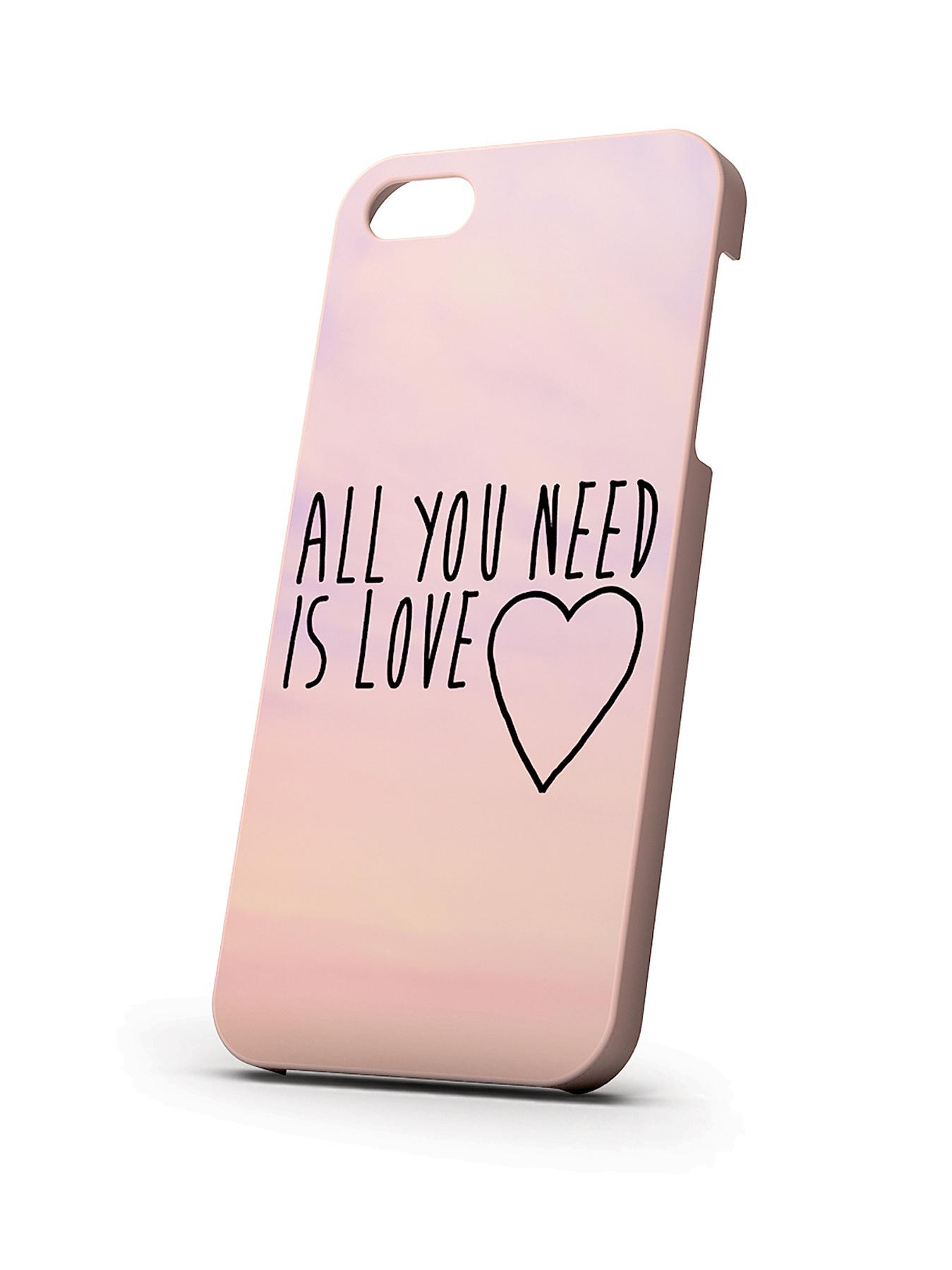 IPhone 5S All You Need Is Love Case at Littlewoods