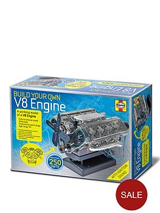 haynes-build-your-own-v8-engine