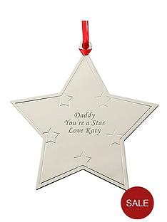 personalised-star-tree-decoration