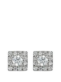 the-astral-diamond-9-carat-white-gold-33-point-square-cluster-earrings