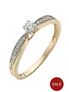the-astral-diamond-9-carat-yellow-gold-15-point-solitaire-ring-with-stone-set-shoulders