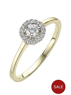 the-astral-diamond-9-carat-yellow-gold-25-point-cluster-ring