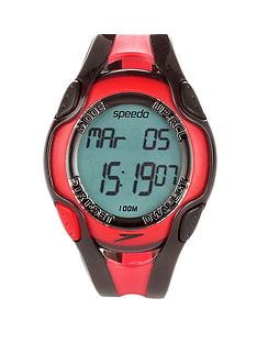 speedo-aquacoach-watch-redblack