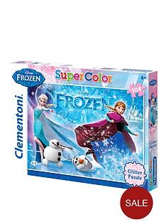 disney-frozen-104-piece-glitter-puzzle