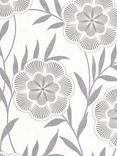 graham-brown-sf-easy-flora-grey-wallpaper