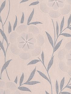 graham-brown-sf-easy-flora-taupe-wallpaper