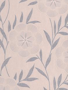 graham-brown-sf-easy-flora-taupe-wallpaper