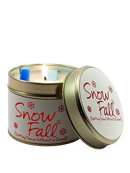 lily-flame-snowfall-tin-candle
