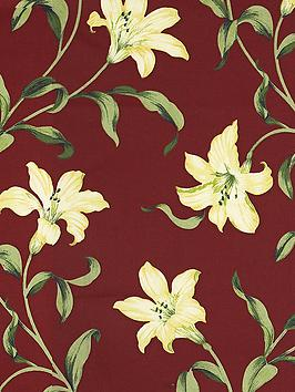 made-to-measure-lily-oxford-cushion-cover-wine
