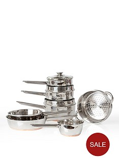 sabichi-7-piece-pan-set-with-copper-plated-bases