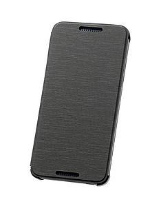 htc-desire-610-flip-case-grey