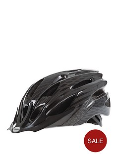 raleigh-mission-black-shadow-cycle-helmet-54-58cm