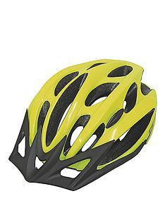 proviz-mercury-55-59cm-rear-led-helmet-yellow