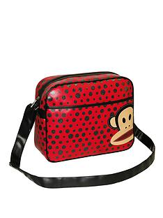 paul-frank-glitter-spot-messenger-bag