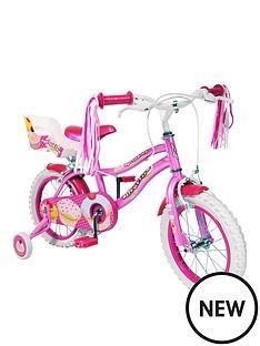 silverfox-sprinkles-14-inch-girls-bike-pink