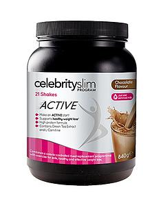 celebrity-slim-active-chocolate-shake-tub