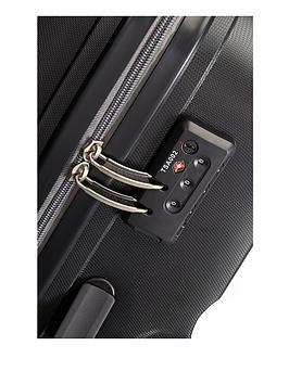 cwkef AMERICAN TOURISTER Bon Air Spinner Large Case - Black