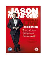 Jason Manford - The Complete Live Collection - DVD