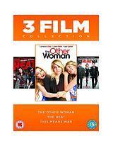 Other Woman/The Heat/This Means War - DVD Boxset