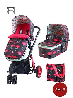 cosatto-giggle-3-in-1-travel-system-flamingo-fling