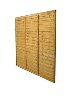 forest-3ft-trade-lap-fence-panel-4-pack