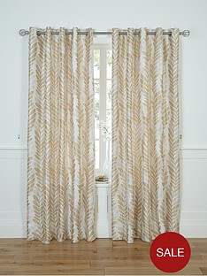 palm-jacquard-ring-top-lined-curtains