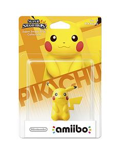 nintendo-amiibo-pikachu-character