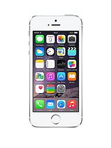 iPhone 5s, 16Gb - Silver